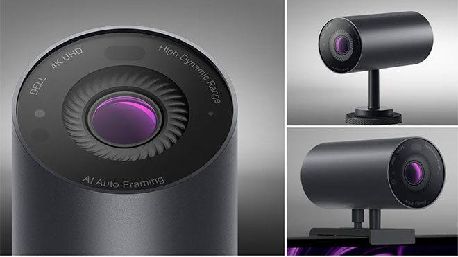 Dell web kamerası