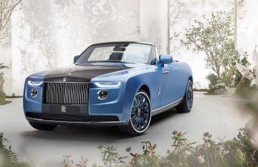 Rolls-Royce Boat Tail Ön