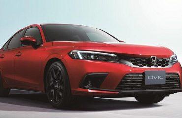 Honda Civic Hatchback hibrit olarak gelecek