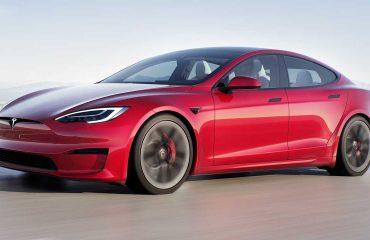 Tesla Model S Plaid Rekor