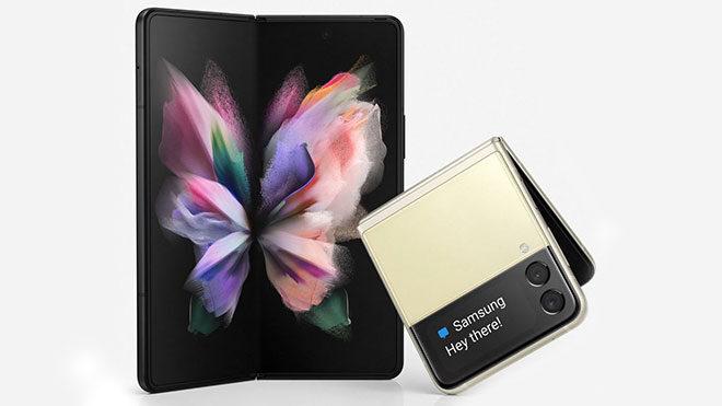 Samsung Galaxy Z Fold 3 ve Samsung Galaxy Z Flip 3