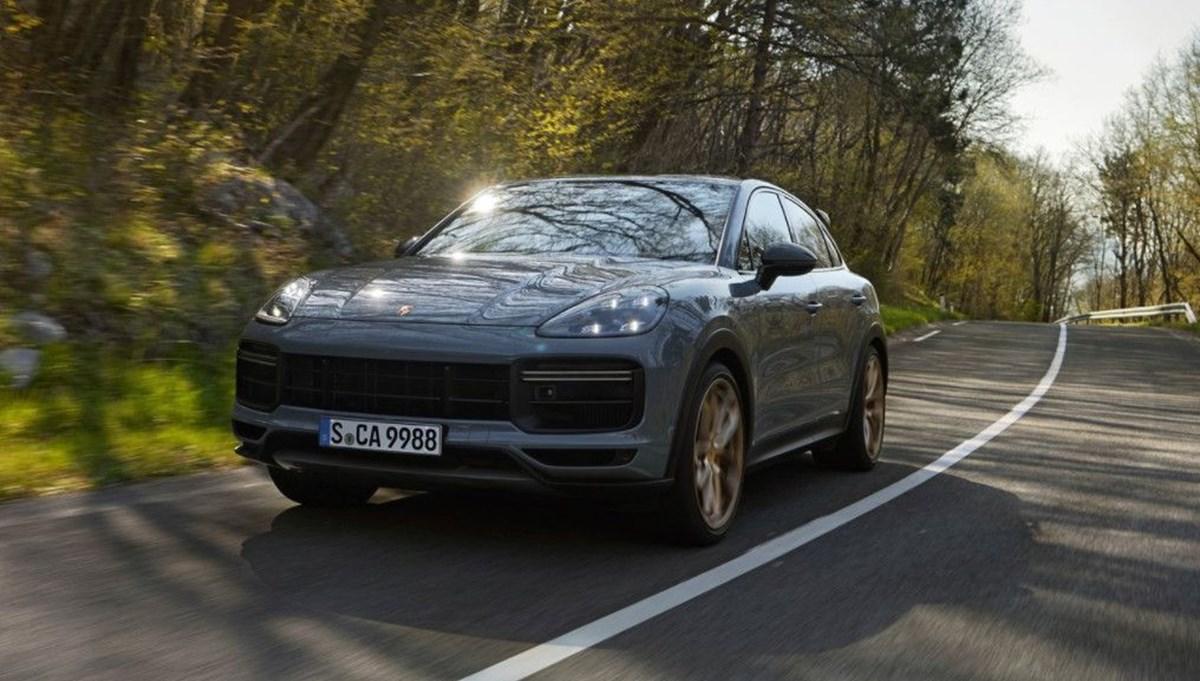 Porsche SUV ailesinin 640 beygirlik yeni üyesi: Cayenne Turbo GT