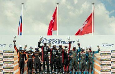Racing Team Turkey'den büyük başarı