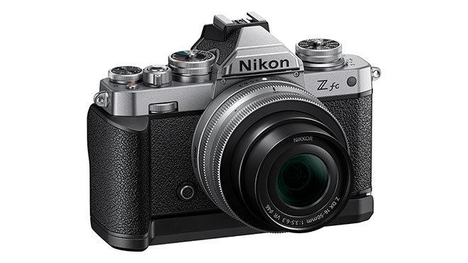 Nikon Fc aynasız fotoğraf makinesi