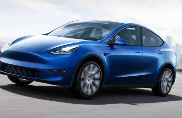 Tesla Model Y Profil