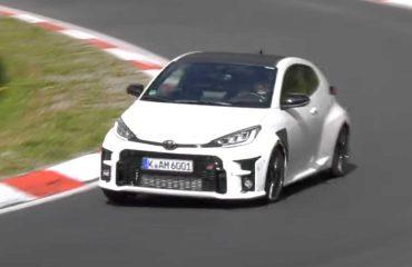 Toyota GR Yaris'in nihai versiyonu Nürburgring'de test ediliyor