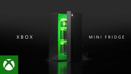 Xbox Series X mini buzdolabı Xbox Mini Fridge yolda