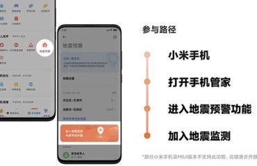 Xiaomi deprem