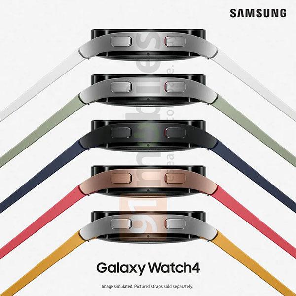 samsung galaxy watch 4 icin resmi tasarim karsinizda 5
