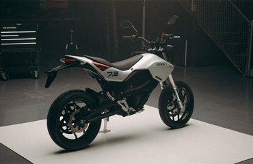 Zero FXE elektrikli motosiklet