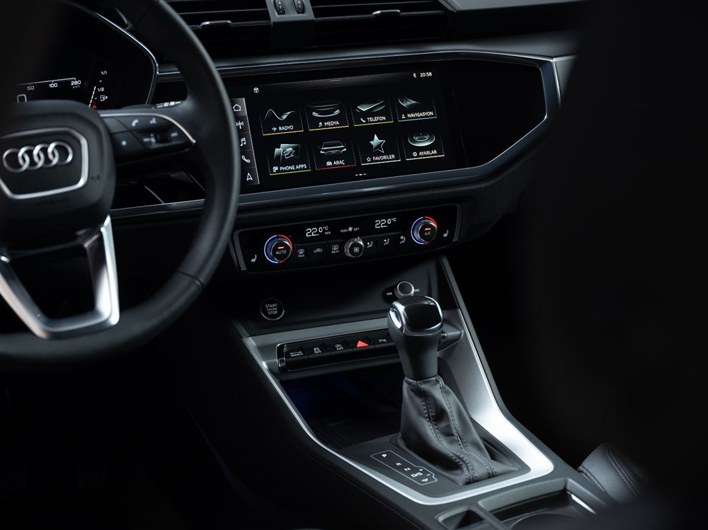 OTOMOBİL TESTİ: Tüm ayrıntılarıyla yenilenen Audi Q3 - 7
