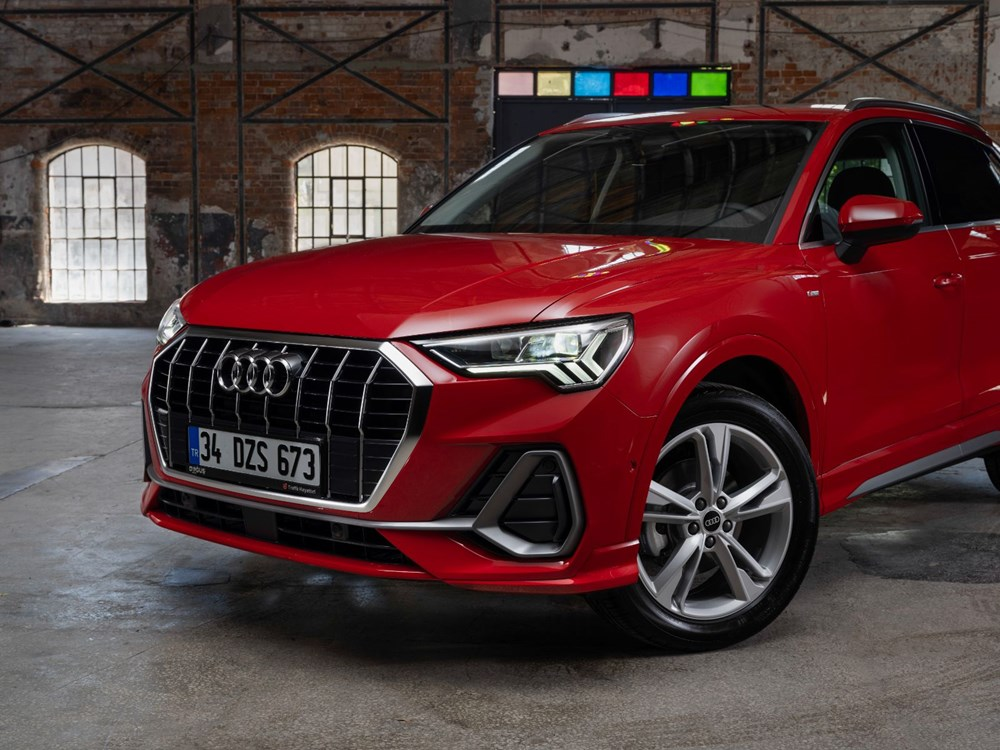 OTOMOBİL TESTİ: Tüm ayrıntılarıyla yenilenen Audi Q3 - 11