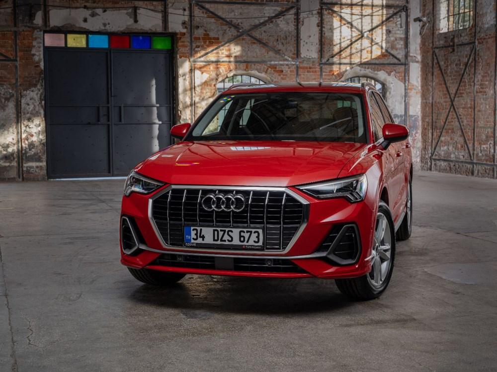 OTOMOBİL TESTİ: Tüm ayrıntılarıyla yenilenen Audi Q3 - 21
