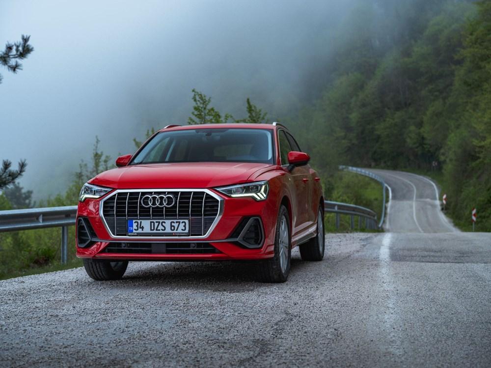 OTOMOBİL TESTİ: Tüm ayrıntılarıyla yenilenen Audi Q3 - 10