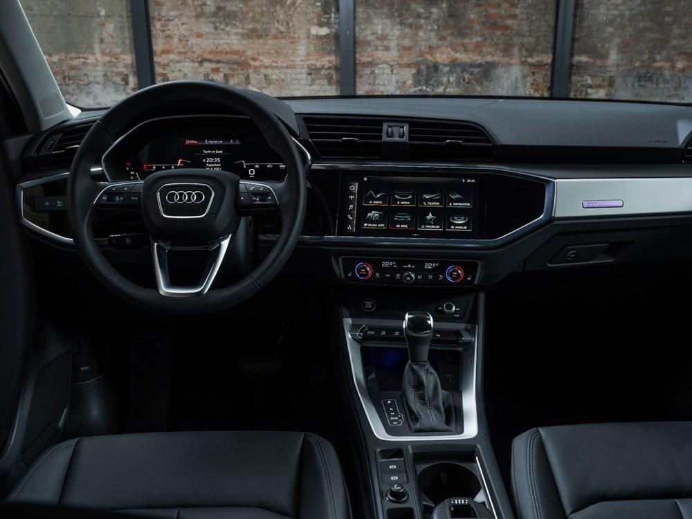 OTOMOBİL TESTİ: Tüm ayrıntılarıyla yenilenen Audi Q3 - 6