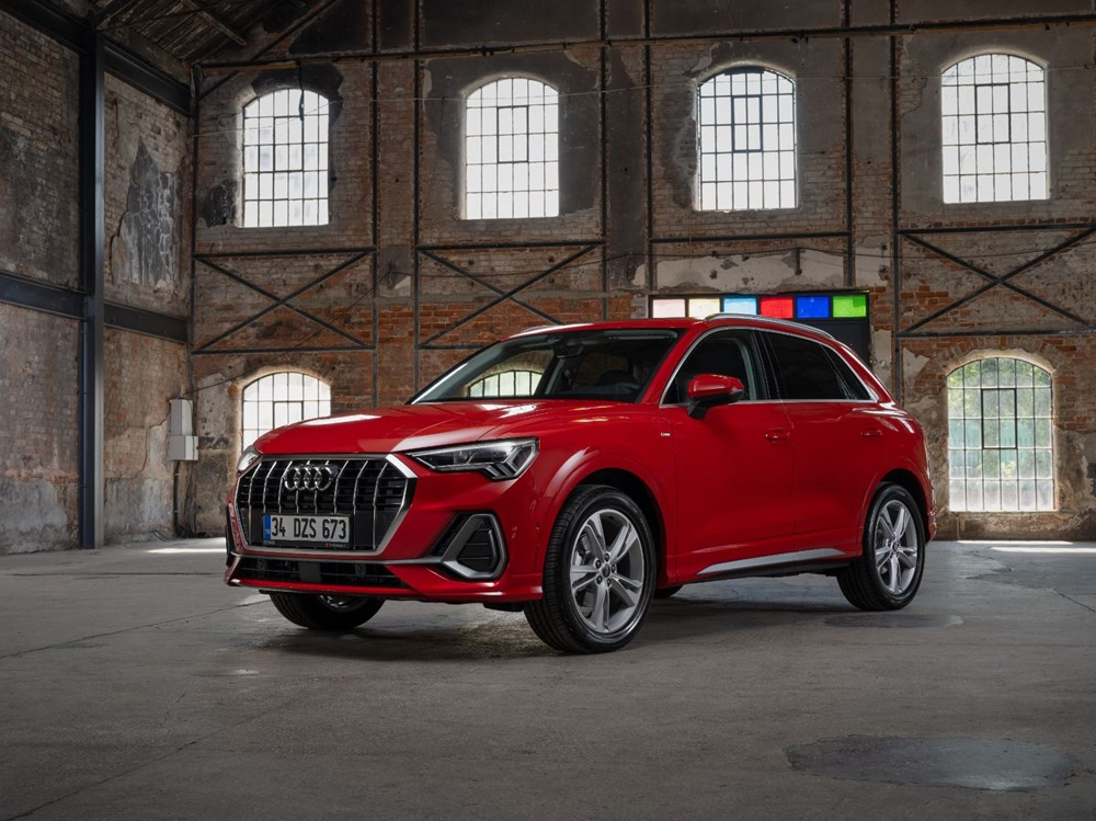 OTOMOBİL TESTİ: Tüm ayrıntılarıyla yenilenen Audi Q3 - 4