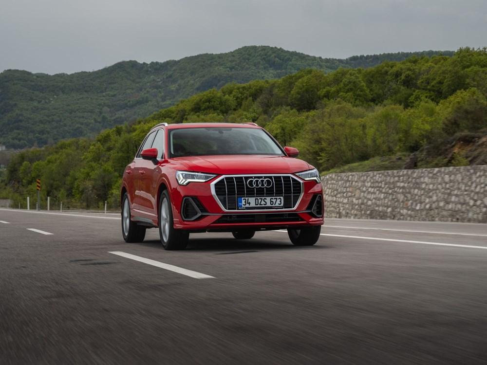 OTOMOBİL TESTİ: Tüm ayrıntılarıyla yenilenen Audi Q3 - 12