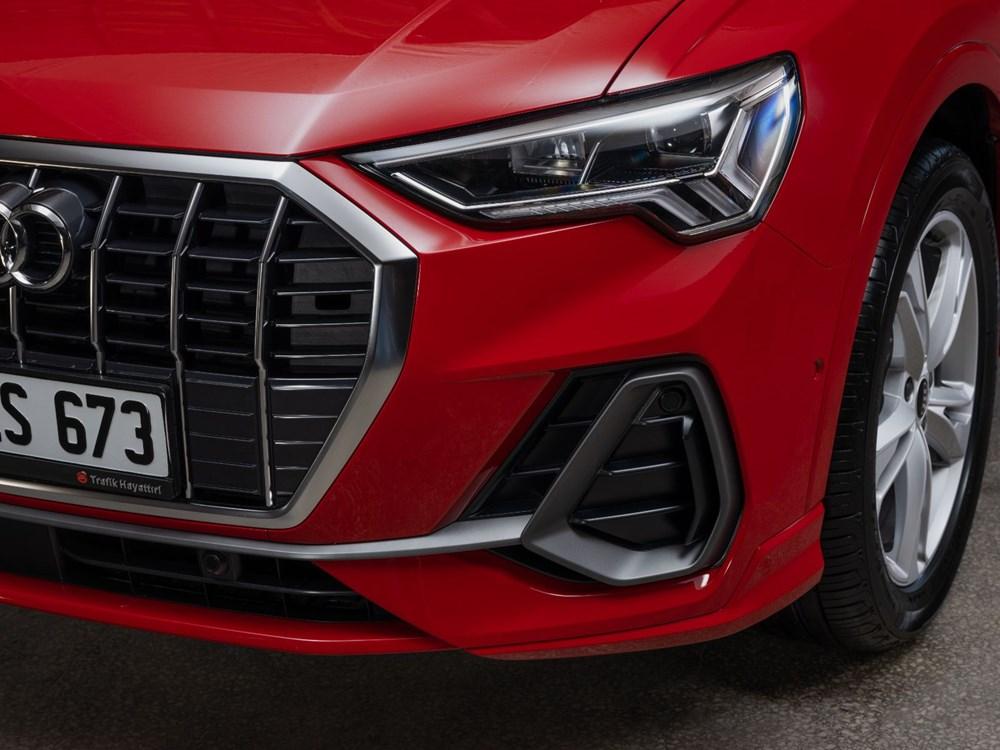 OTOMOBİL TESTİ: Tüm ayrıntılarıyla yenilenen Audi Q3 - 17
