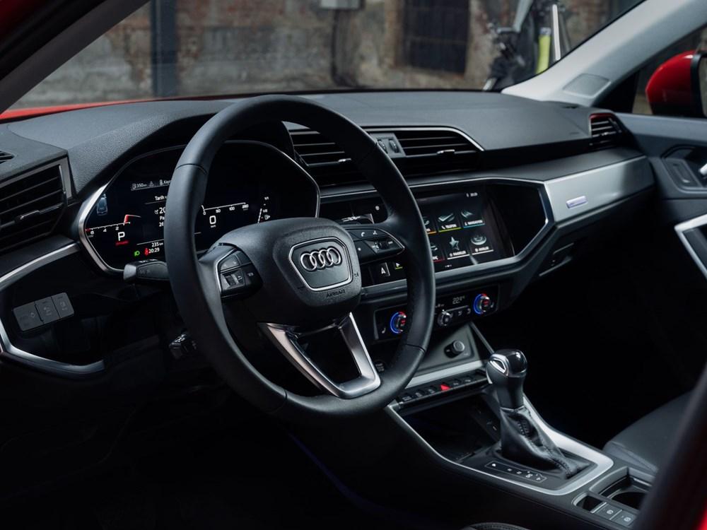 OTOMOBİL TESTİ: Tüm ayrıntılarıyla yenilenen Audi Q3 - 8