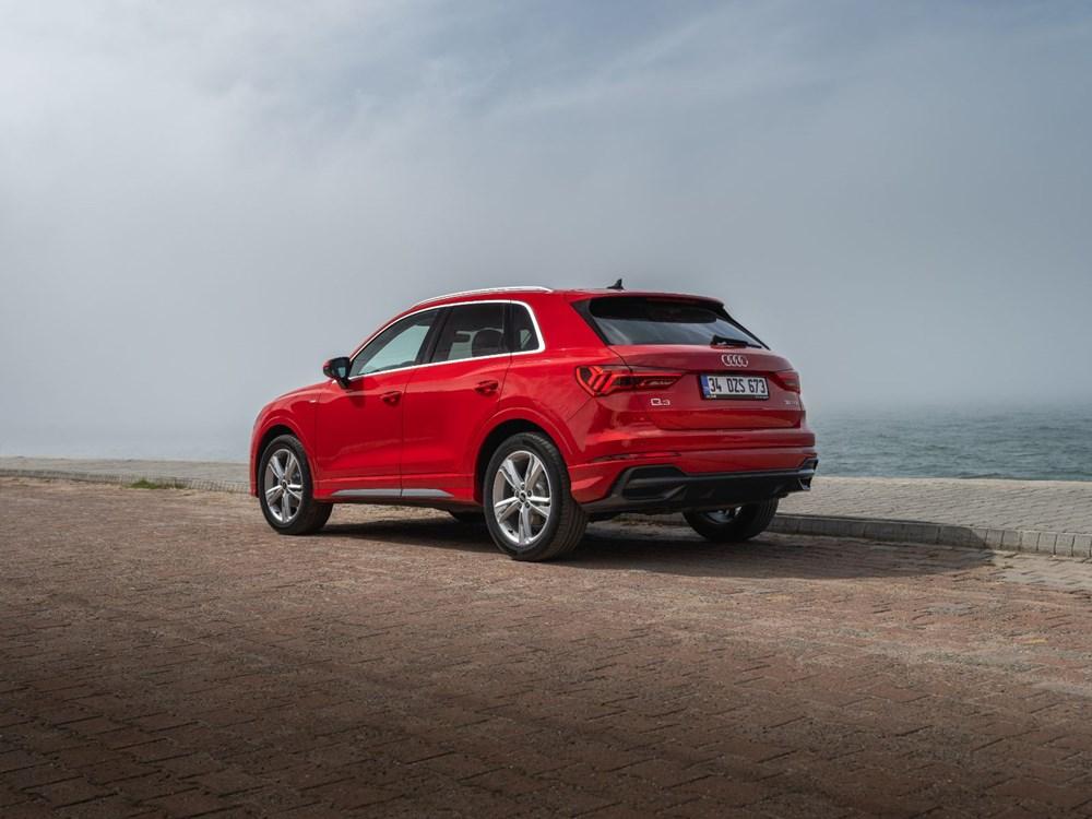 OTOMOBİL TESTİ: Tüm ayrıntılarıyla yenilenen Audi Q3 - 5