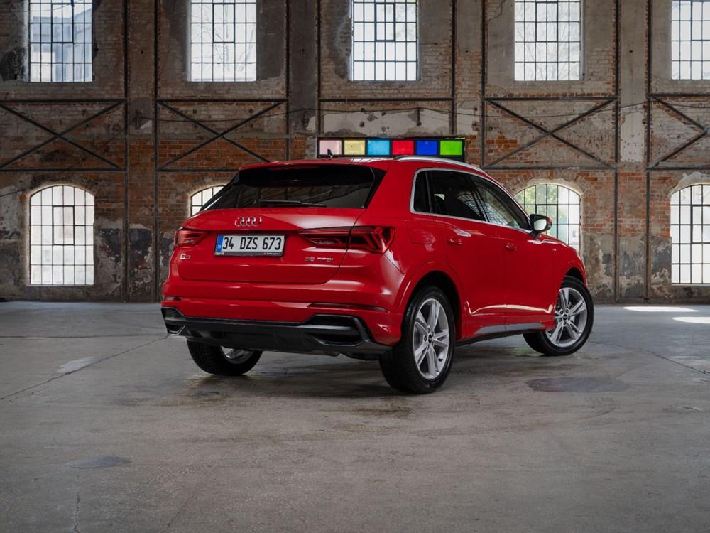 OTOMOBİL TESTİ: Tüm ayrıntılarıyla yenilenen Audi Q3 - 18