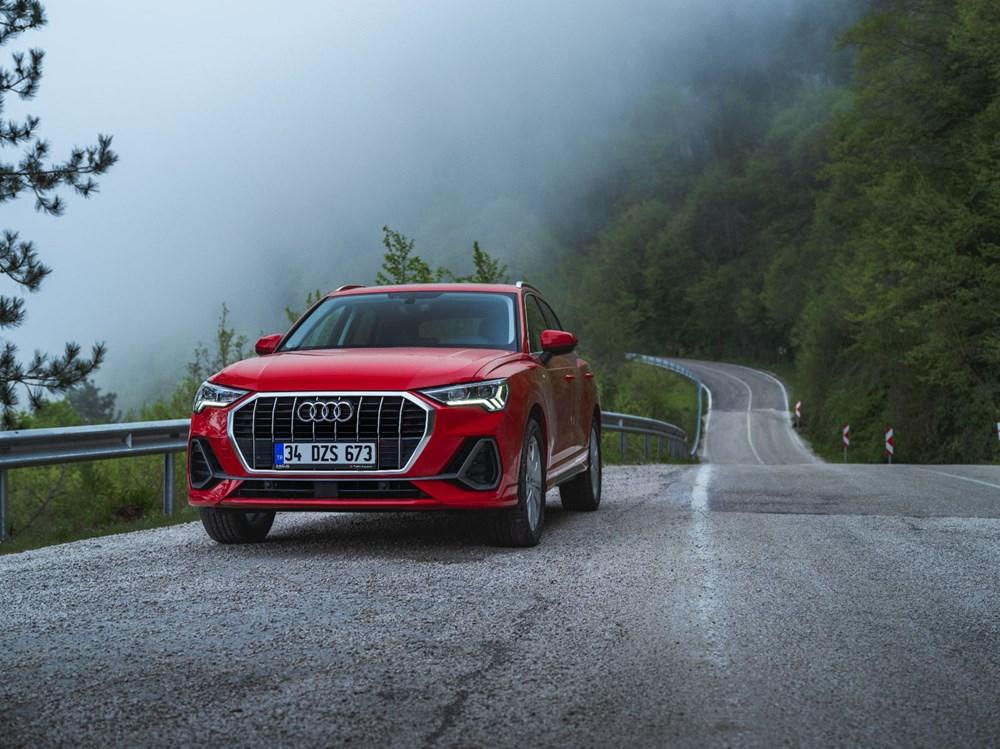 OTOMOBİL TESTİ: Tüm ayrıntılarıyla yenilenen Audi Q3 - 3