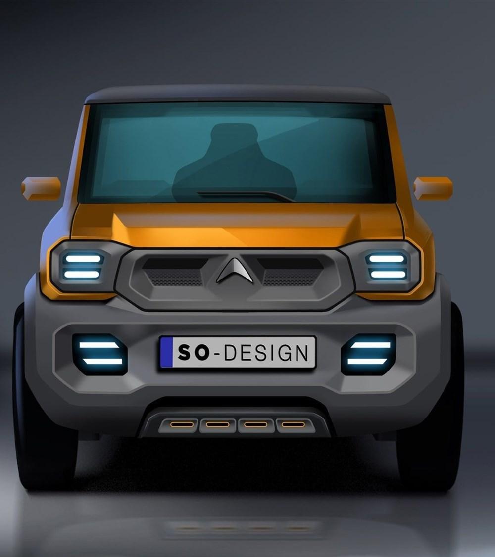 Türkiye'nin yeni elektrikli otomobili: İnegöl'de üretilecek - 3