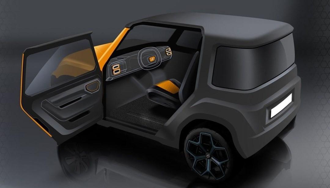 Türkiye'nin yeni elektrikli otomobili: İnegöl'de üretilecek
