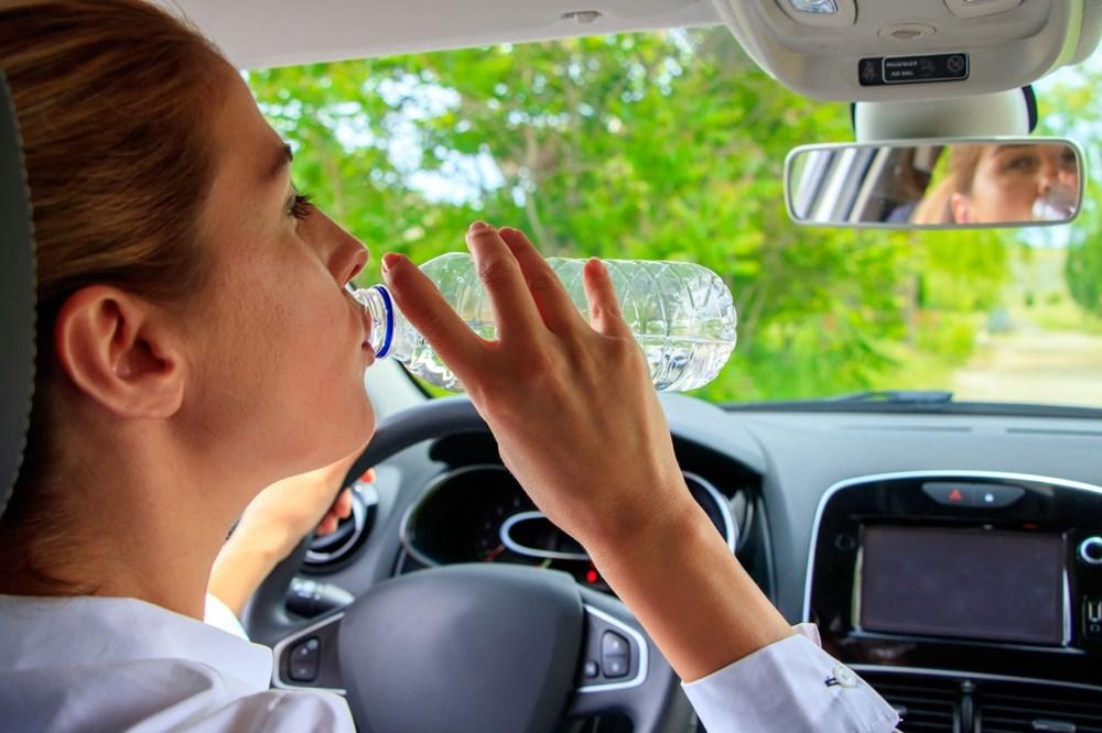 Bayram yolculuğunda şoförlerin dikkat etmesi gerekenler - 9