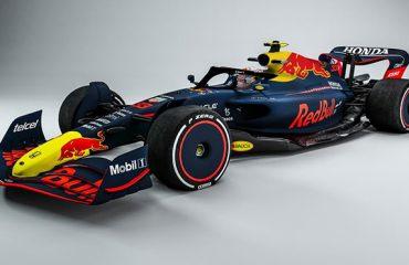 2022 Formula 1 araç tasarımı mevcut kaplamalarla nasıl görünürdü?