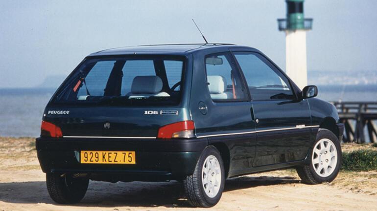 Peugeot 106, 30. yaşını kutluyor