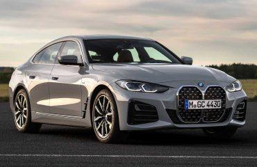 BMW 4 Serisi Gran Coupe Ön Cephe