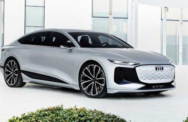 Audi A6 E-Tron Konsepti Ön Cephe