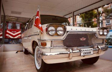 Devrim Otomobili Müzesi kapılarını yeniden açtı