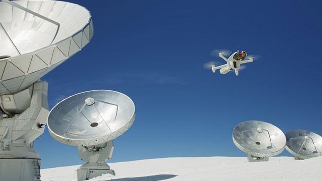 Dikkat çeken özellikleriyle Parrot Anafi Ai drone modeli tanıtıldı