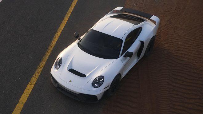 Porsche 911 Gemballa Marsien