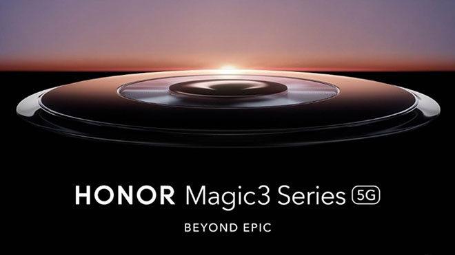 Honor Magic3 serisi