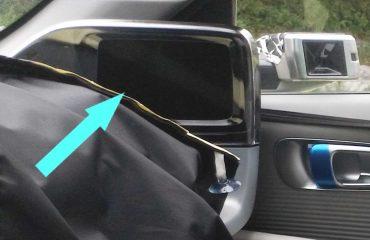 Hyundai Ioniq 6 bolca ekran ile yakalandı