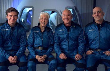 Jeff Bezos şirketi Blue Origin