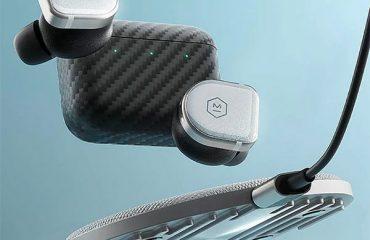 Kevlar hazneli kablosuz kulaklık: Master & Dynamic MW08 Sport