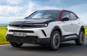 Yeni Opel Mokka GS Line Ön Cephe