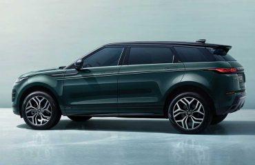 Uzun aks mesafeli Land Rover Range Rover Evoque L.