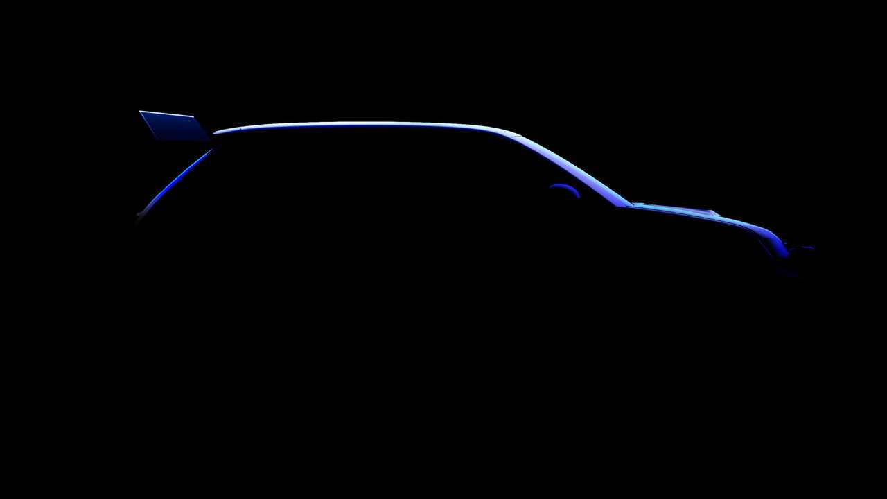 Renault Alpine Hot Hatch Teaser