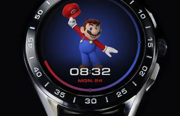 Tag Heuer, Super Mario temalı özel bir akıllı saat hazırladı