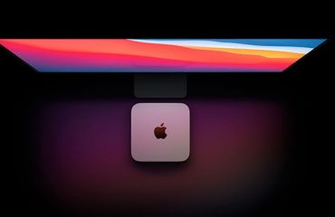 Apple M1 Apple Silikon Photoshop bilgisayar