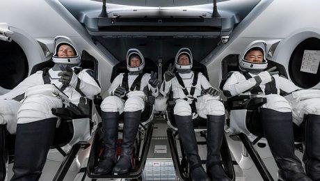 SpaceX uzay turizmi