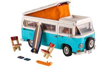 Volkswagen T2 Camper Lego