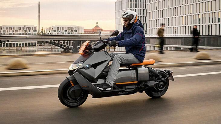 Yeni BMW Motorrad CE 04, 2022'de Türkiye'de