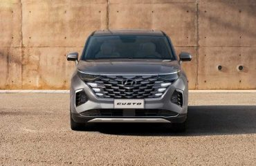 Hyundai Custo Ön Cephe