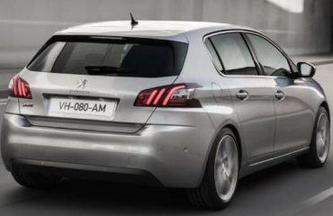 2021 Peugeot 308